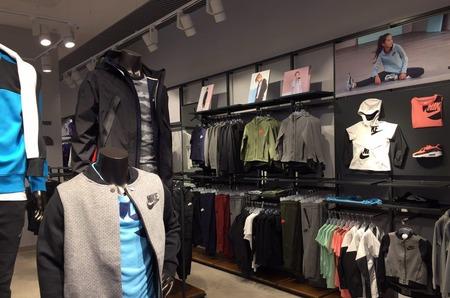 Новый магазин ROOKIE в ТЦ Авиапарк