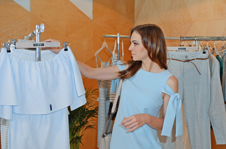Top Secret представил летние новинки одежды в Польше