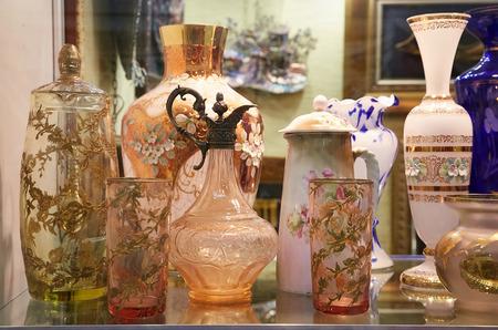 «Балет в артефактах» на «Блошином рынке» Тишинки