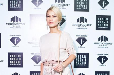 На Неделе моды в Москве прошел третий показ FashionTime Designers.