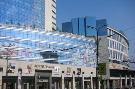 Новое начало - новый уровень сервиса в Lotte Plaza.