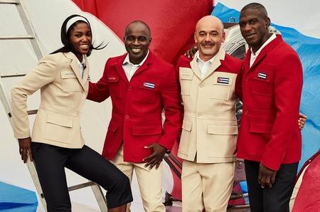 Кристиан Лубутен одел олимпийскую сборную Кубы