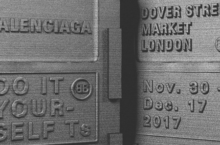 Balenciaga меняет Colette на Dover Street Market