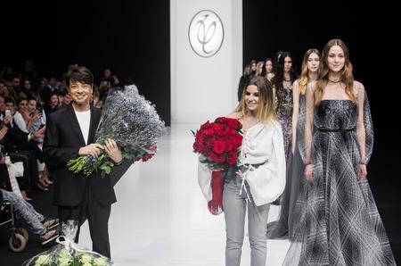 Открытие 37-го сезона «Недели моды в Москве. Сделано в России»