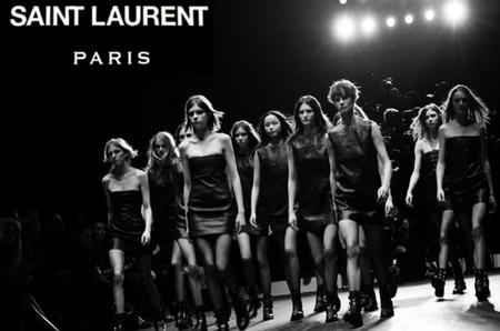 Дом Saint Laurent переносит шоу в Нью-Йорк?