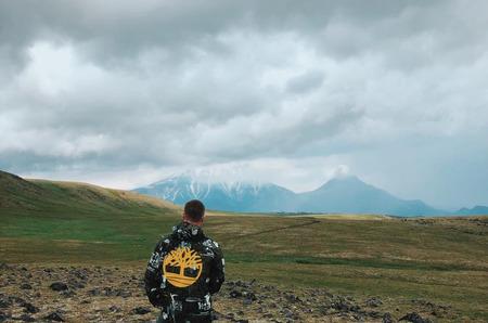Путешествие на Камчатку вместе с Timberland