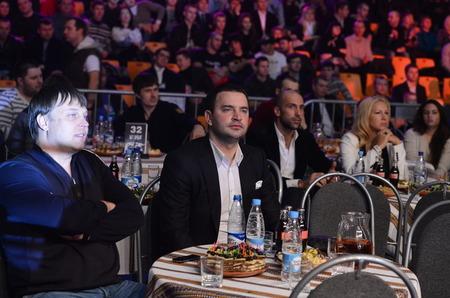 Звезды поддержали спорт на третьем этапе чемпионата России по смешанным боевым искусствам – Лига «S-70»