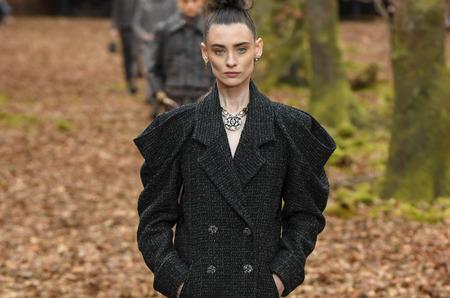 Неделя моды в Париже: Chanel. Осень, 2018
