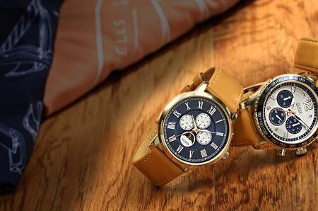 Фантазийный футуризм в новой коллекции часов GUESS Watches