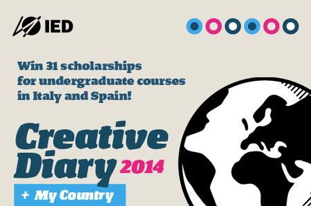 «Творческий дневник». Международная образовательная сеть IED предоставляет стипендии для обучения в Италии и Испании.