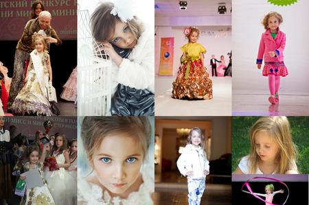 Самой юной королеве из семьи «Мисс Москва» всего 4 года