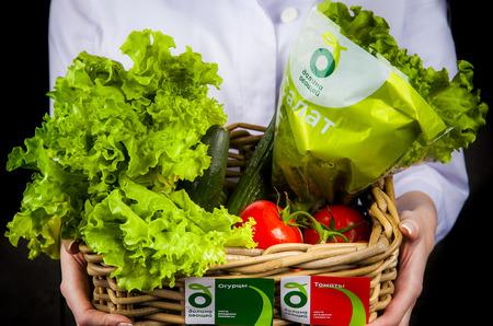 «Долина овощей» привозит витаминные подарки на фестиваль «Многодетная страна»