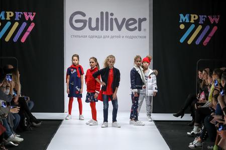 В Москве подвели итоги первого сезона Московской Детской Недели Моды