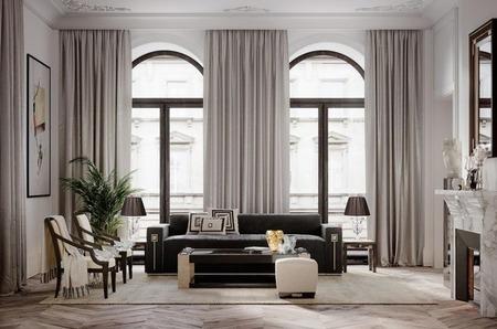 Модный интерьер: Lalique представляет клубный дом Kuznetsky Most 12