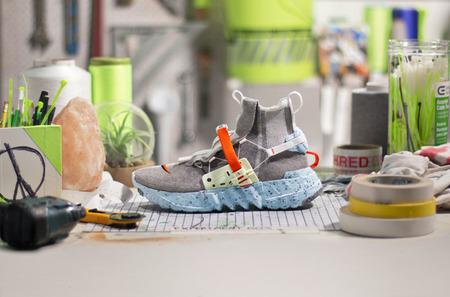 Марка Nike представила новые модели экологичных кроссовок