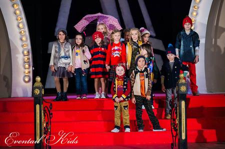 Большой Всероссийский модный детский показ  Еventail Kids Сказочный город