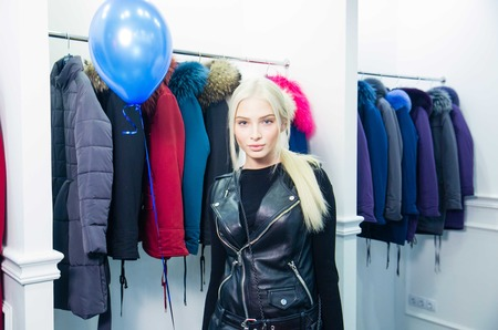 Алёна Шишкова представила свою первую коллекцию одежды в новом бутике