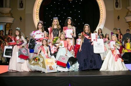 В Столице с успехом прошел финал конкурса «Юная Топ Модель России 2017».