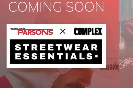 Школа дизайна Parsons запускает курс по уличной моде