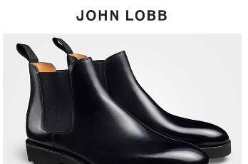 Представляем вашему вниманию новую модель челси от John Lobb