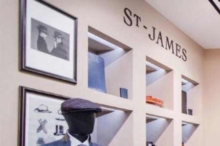 Соберите полноценный образ вместе с St-James