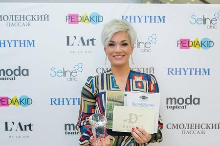 ЖурналMODA topical отметил самых ярких звездных мам на премии «Мама года-2017»