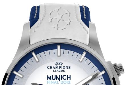 Jacques Lemans выпустил часы для финала Лиги Чемпионов 2012 в Мюнхене