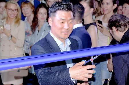 В ТЦ «Метрополис» состоялось торжественное открытие Samsung Galaxy Studio