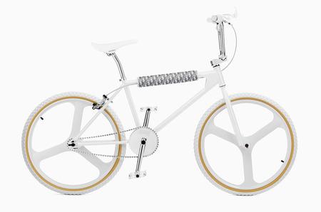 Велосипед от-кутюр