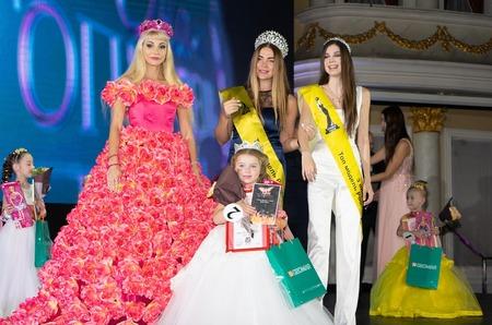 В Москве состоялся финал всероссийского конкурса «Юная Топ Модель России 2018» и «Миссис Российская красавица 2018»