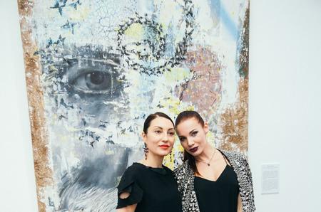Открытие выставки ЯНА КАПЛАН: НОВОЕ О ПРИВЫЧНОМ