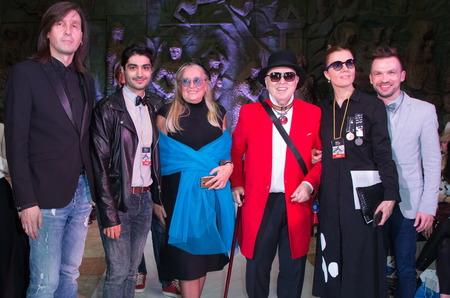 11 апреля прошел Московский полуфинал XII Международного конкурса молодых дизайнеров «Русский Силуэт»