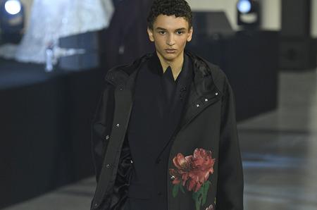 Неделя моды в Париже: Valentino. Осень, 2020