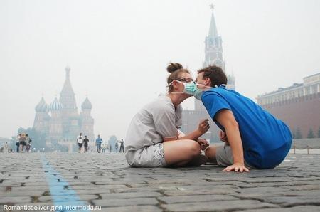 Москва в угаре. Путешествие в сумраке