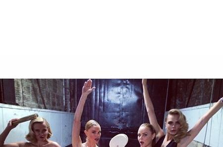 За кулисами The Met Gala 2014