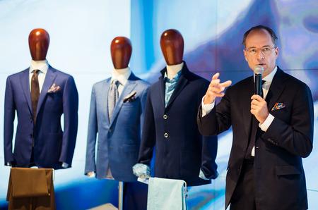 Public Talk «Гид по стилю для мужчин» в Аudi City Moscow