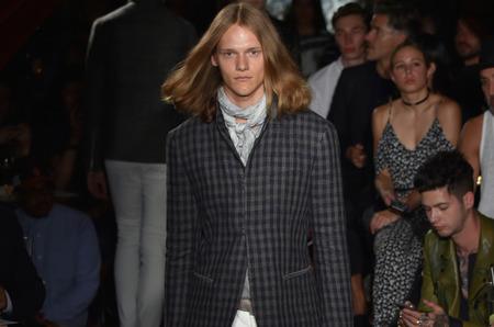 Неделя мужской моды в Нью-Йорке: John Varvatos. Весна, 2017