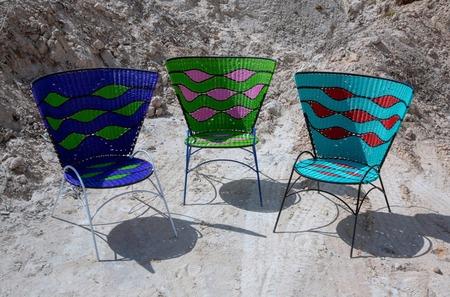 Дом Marni выпустил мебель для жителей Луны