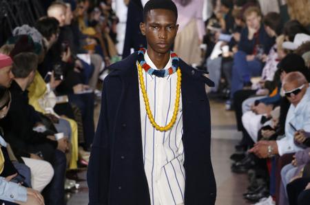 Неделя моды в Париже: Lanvin. Осень, 2020