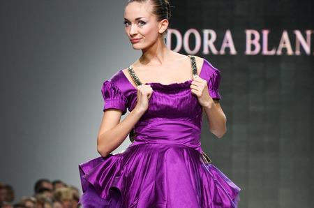 Выпускное платье - акция Дома персональных коллекций Доры Бланк