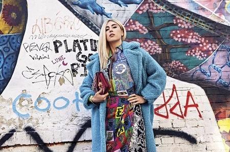 На обложке январского номера Harper's Bazaar Vietnam появилась Ангелина Вангор