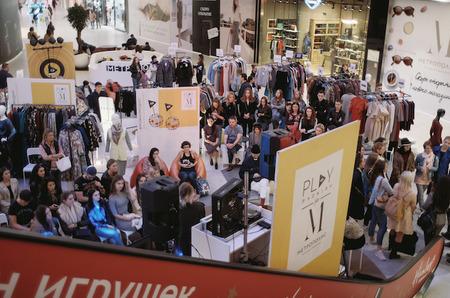 Playfashion Market открывает шопинг марафон