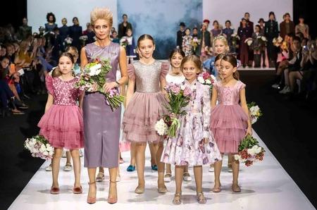 Показ Alisia Fiori: юность, стиль, лаконичность и разнообразие.