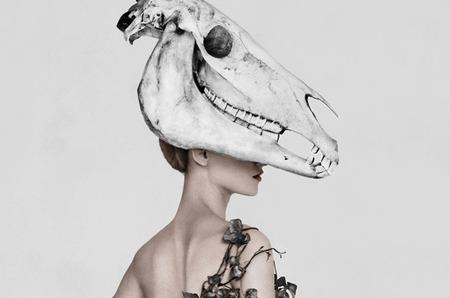 Связь моды и природы на выставке в Лондоне