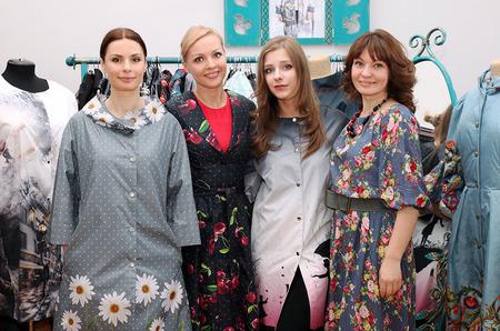 Новости от друзей Miki House – Наталья Душегрея организовала предпоказ своей будущей зимней коллекции