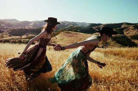 Дикий Запад в рекламе Dior. Cruise, 2018