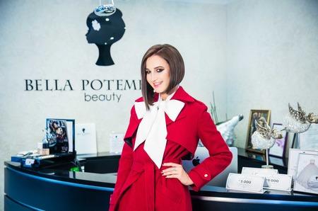 Ольга Бузова выбрала новогодние образы от Bella Potemkina