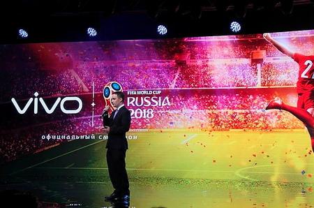 Vivo выходит на российский рынок