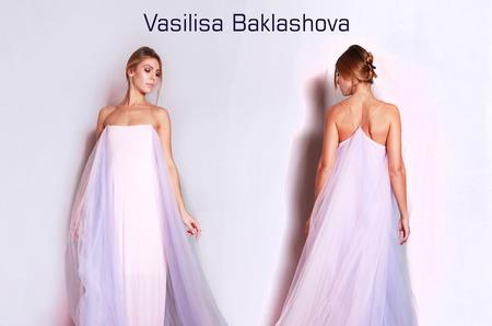 Vasilisa Baklashova Pre-SS2016