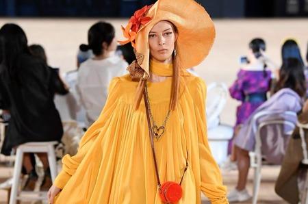 Неделя моды в Нью-Йорке: Marc Jacobs. Весна, 2020